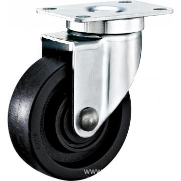 4'' Plate Swivel High Temperature Caster