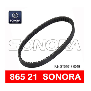 SCOOTER DRIVE BELT V BELT 865 x 21 MOTORCYCLE V BELT (P/N:ST04017-0019)TOP QUALITY