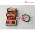 YANMAR engine piston 3D68E piston ring