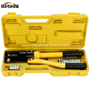 Hydraulic Cable Terminal Lug Crimping Tools