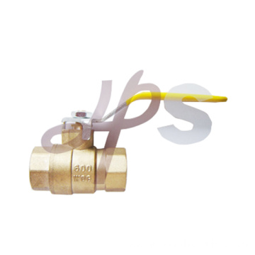 Forging brass full port 600 WOG ball valve
