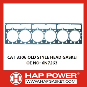 Quality Inspection for for Offer Caterpillar Head Gasket, Caterpillar Head Gasket, Engine Sealing Parts From China Manufacturer CAT 3306 6N7263 Head Gasket export to Croatia (local name: Hrvatska) Importers