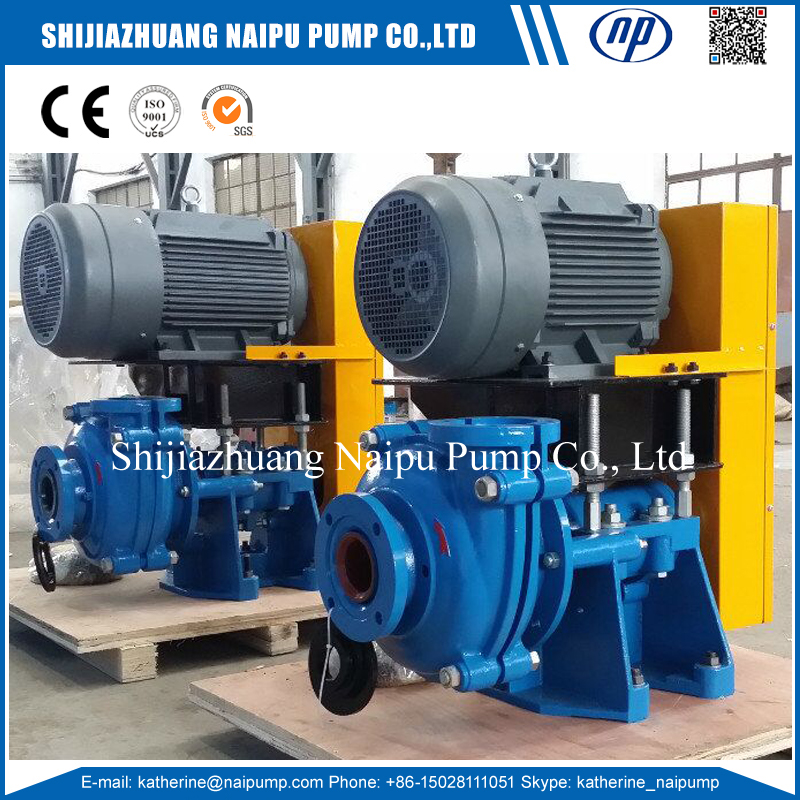50ZJ Naipu Slurry Pump