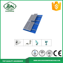 New Fashion Design for for Metal Roof Solar Mounting Systems Rail System And Components For Solar Panels export to Oman Manufacturers