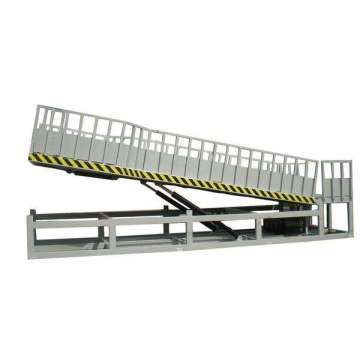 Large-scale Farm Slaughter House Duck Animal Truck Ramp