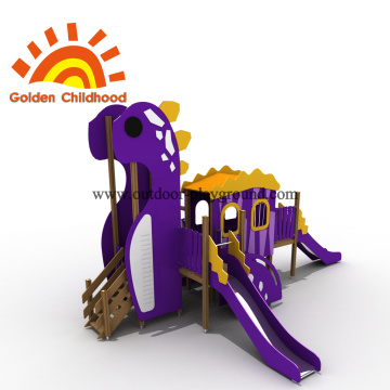 Dinosaur Outdoor Playground Equipment For Sale
