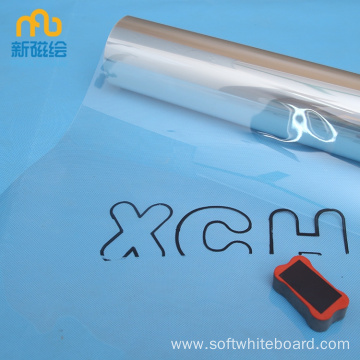 Roll of Dry Erase Whiteboard Material de superfície
