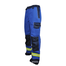 Protective Fr Overall With For Industry Work Wear