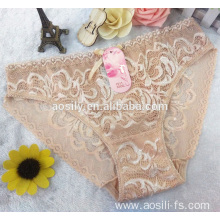AS-A1511 womens underwear and panties manufactures ladies transparent underwear