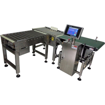 Em movimento checkweigher (MS-CW018)