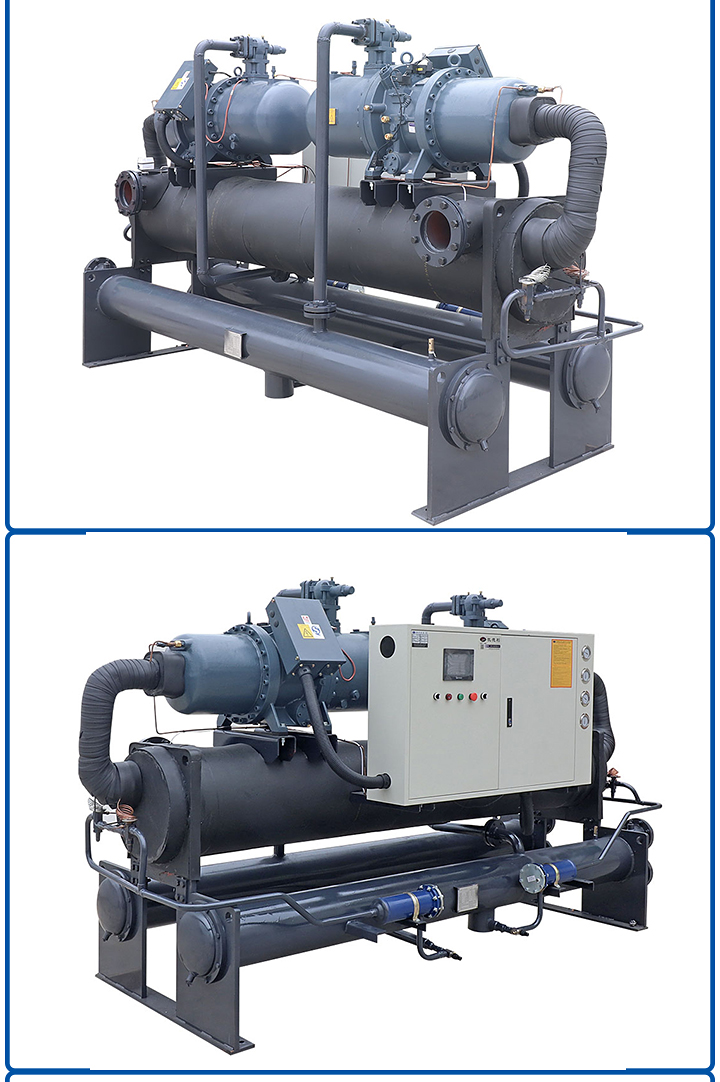 water cooled screw type chiller (2)