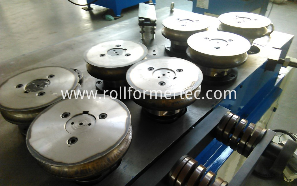 7 rollers bending machine 3