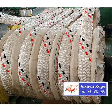 Offshore Jobs Oil Drilling 8-Strands PP/PE Mooring Rope