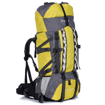 80L Super large capacity hiking backpack