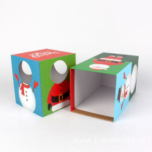 New Design Gift Packaging Christmas Boxes With Lid
