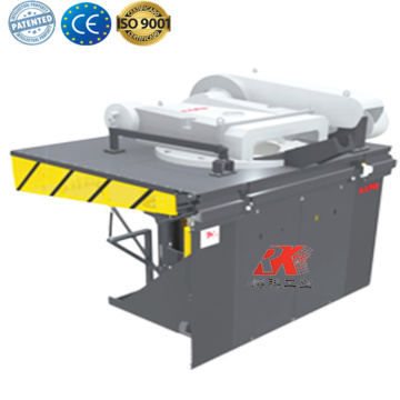 Medium Frequency electric induction metal melting pot
