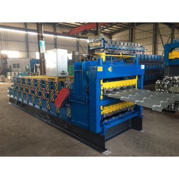 Three Layer Roll Forming Making Machine