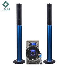 6..5 tower speaker enclosure home theater