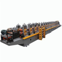 Automatic rack column/Shelves pillar roll forming machine