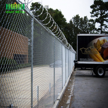 diamond shape chain link fence Direct Factory