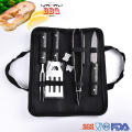 4 Pieces Barbecue Tool Set