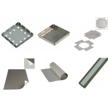 EMI Shielding metal components