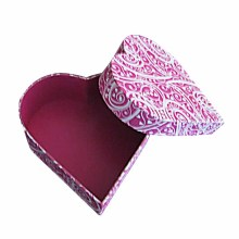Luxury Creative Design Heart Shape Chocolate Paper Box