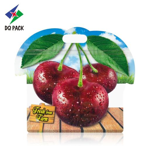 Fruit protection vented fresgness bag for grape