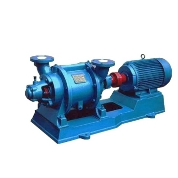 SZ series single stage water ring vacuum pump