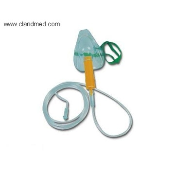CE ISO Approved Medical Adjustable Venturi Mask