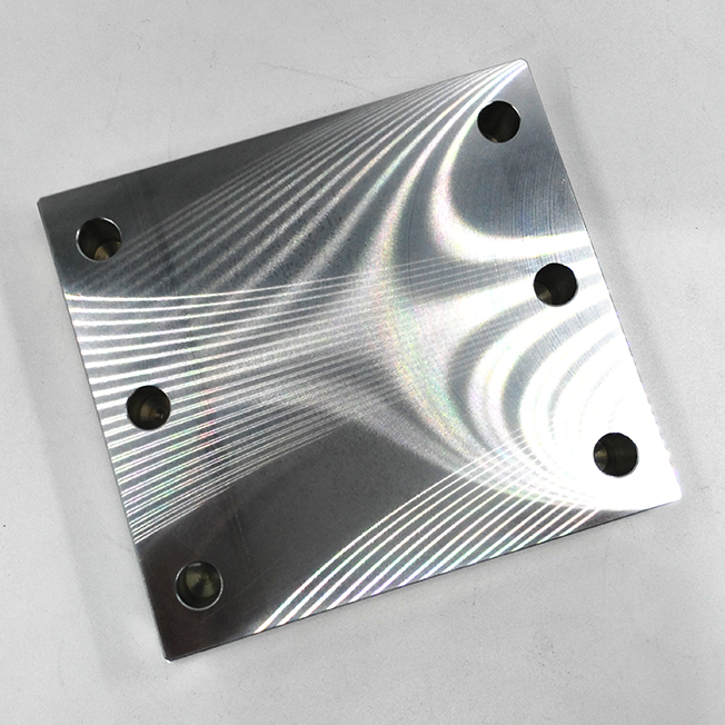High Speed Machining Aluminum