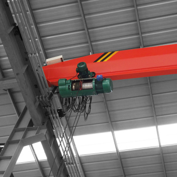 Warehouse Single Girder Overhead Crane 5Ton For Sale