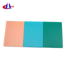 Competitive Price for Badminton Court Pvc Vinyl Flooring Easy clean 6.5mm thick pvc flooring supply to Colombia Supplier