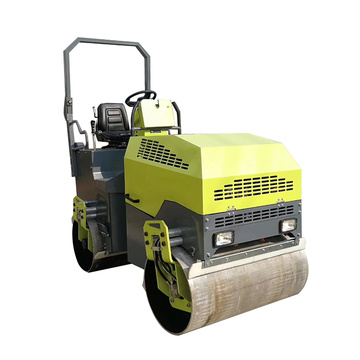 3 Ton Fully Hydraulic Vibratory Road Roller Compactor