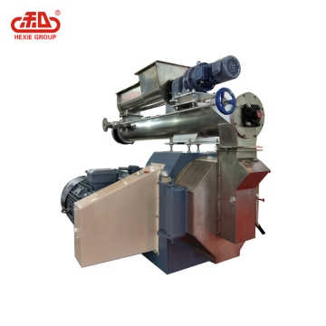 2,0 ~ 4,0 T / H Ring Die Pellet Mill