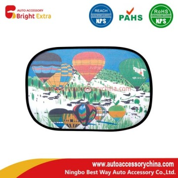 Factory directly supply for Nylon Mesh Car Sunshade Cartoon Auto Side Window Sun Shade export to Saint Vincent and the Grenadines Manufacturers