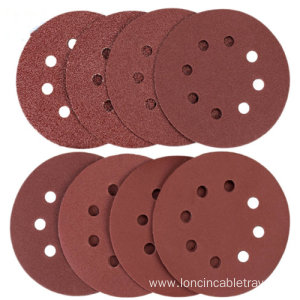 Professional China for Velcro Sanding Discs Sanding Disc 8-Hole hook and loop disc supply to Ghana Factories