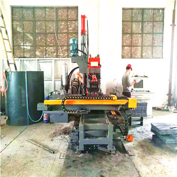 CNC Marking Punching Machine for Plates