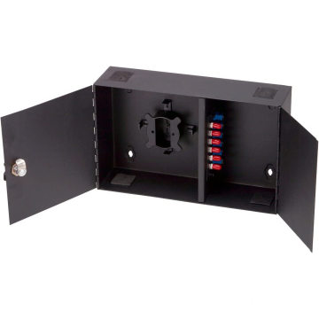 Wall Mount Fiber Enclosure with Splicing Module