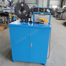 Customized for Tube Crimping Machine Easy operation rubber tube crimping machine HT-91C-6 export to Italy Factory