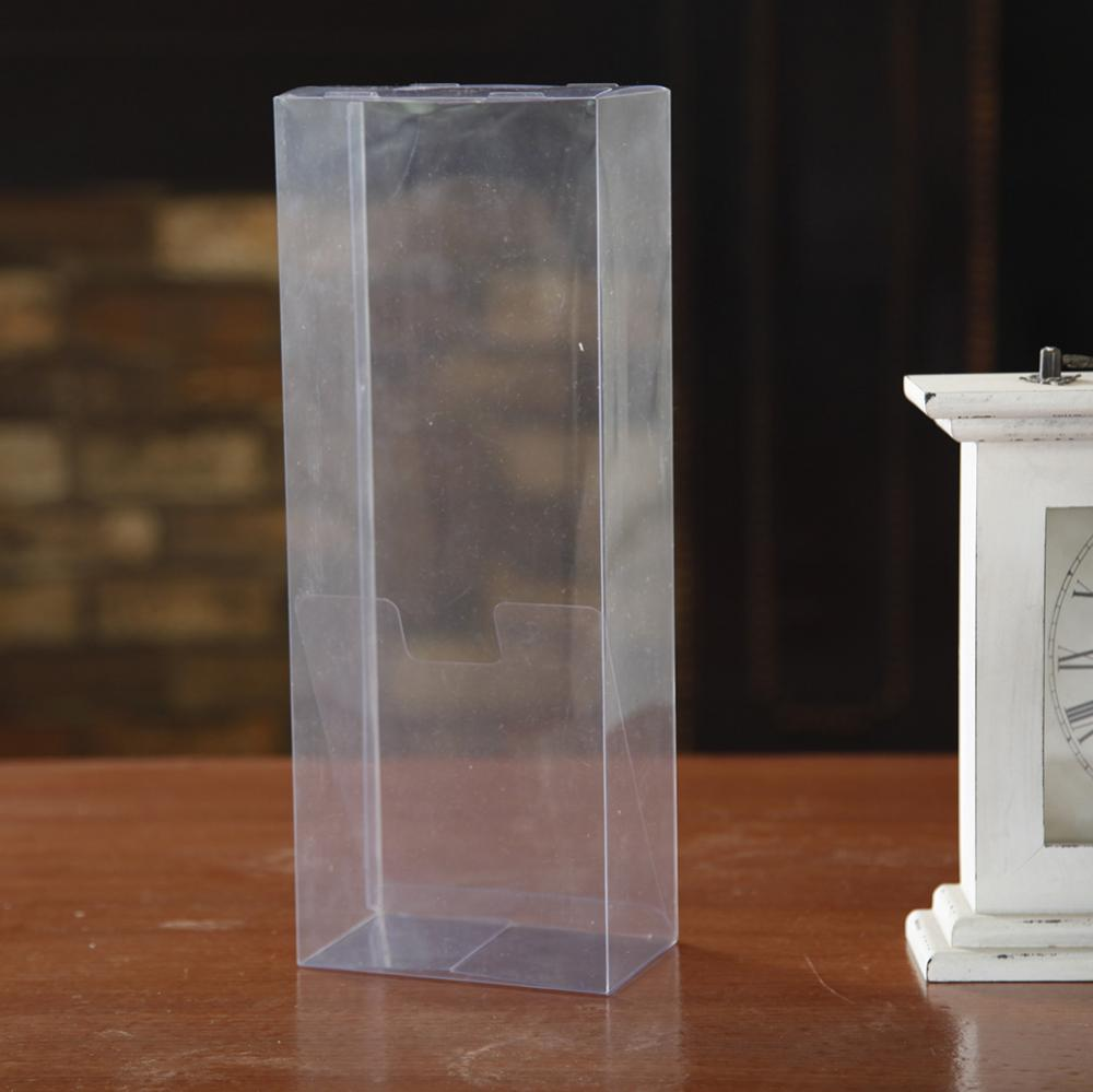 Rectangular Clear Plastic Gift Boxes