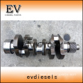 ISUZU 3LD2 crankshaft main bearing