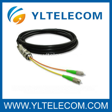 FTTH CATV Optic fiber waterproof pigtail cable waterproof fiber optic pigtail