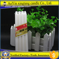 Household Vigil Light Unscented White Candles