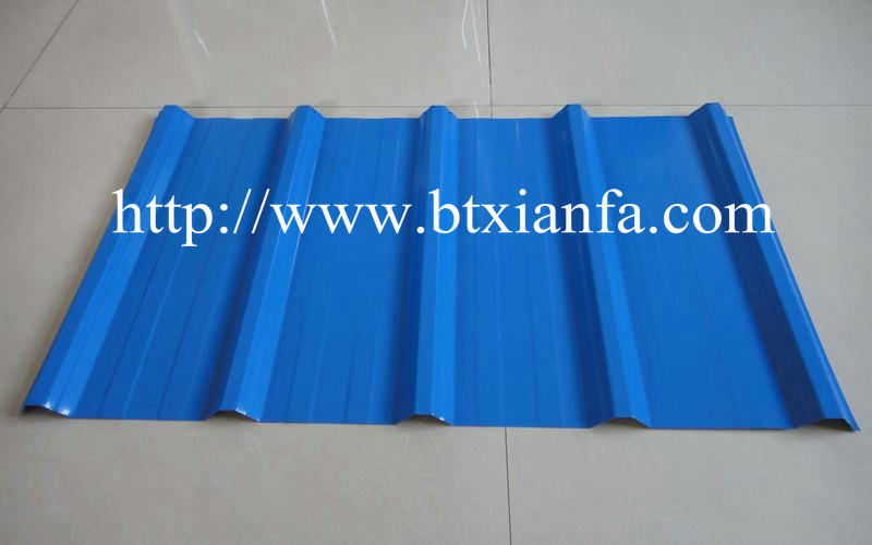 Roll Forming Steel Machine