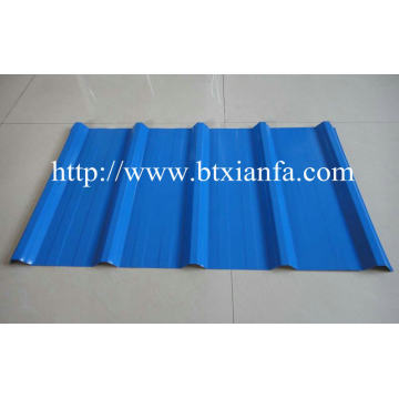 IBR Trapezoid Roof Tile Roll Forming Steel Machine