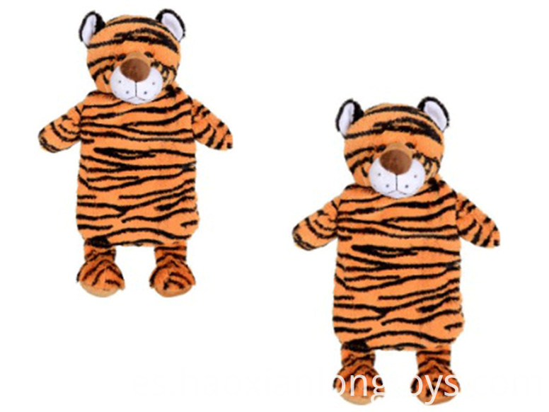 Cute Tiger Plush Pillow