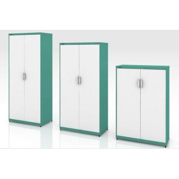 Two Doors Metal File Cabinet Steel Cupboards