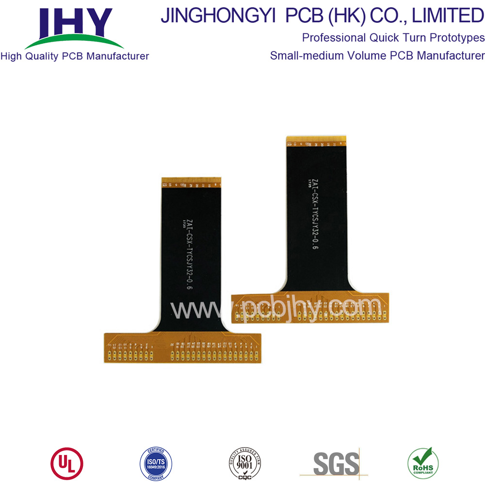 0.2mm ENIG 2 Layer Flexible PCB