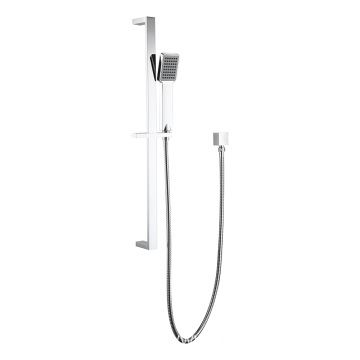 Chromed Hand Held Shower Slide Bar for Bathroom